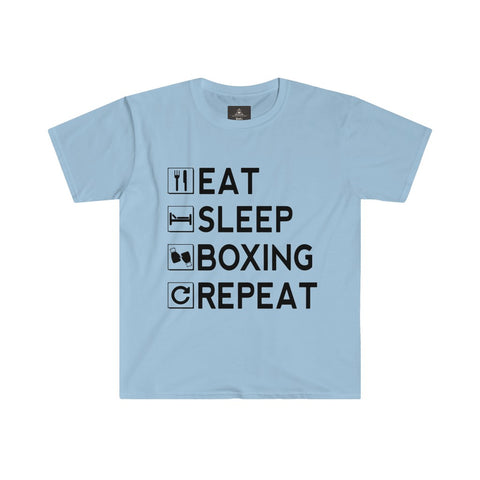 eat-sleep-boxing-repeat-mens-fitted-short-sleeve-round-neck-tee