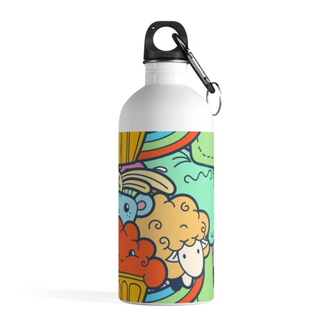 Scouting Monster Doodle Stainless Steel Water Bottle - BnG Wear
