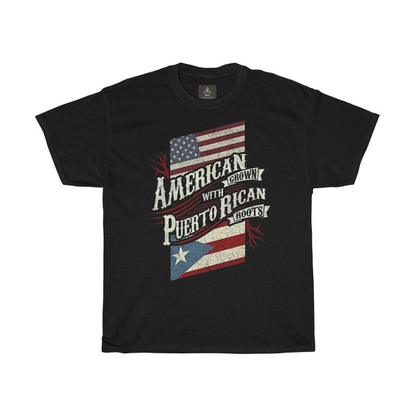 American Grown | Printed Tshirt round neck - BnG Wear