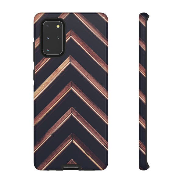 Wood Phone Tough Cases - BnG Wear