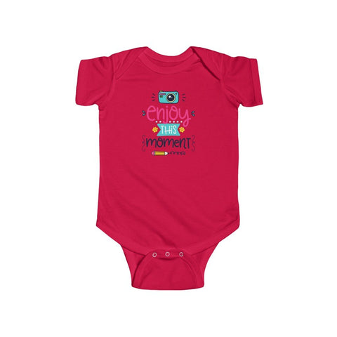 Infant Fine Jersey Bodysuit | Enjoy this Moment - BnG Wear