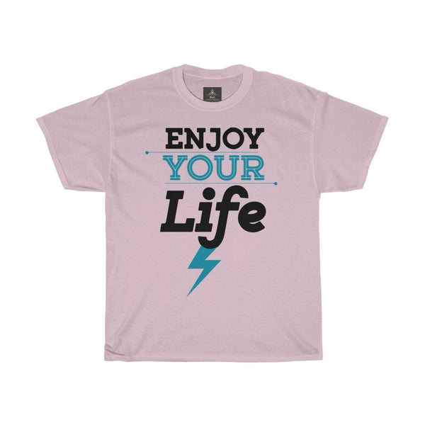 enjoy-your-life-printed-tshirt-round-neck