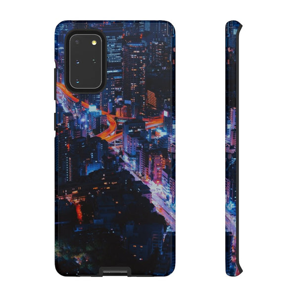 Citylights Phone Tough Cases - BnG Wear