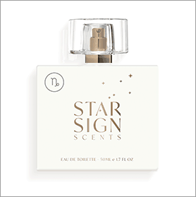 Star Sign Scents - Capricorn December 22 – January 19