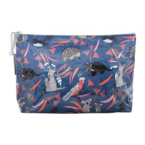 Cosmetic Bag – Large – Animal Mix