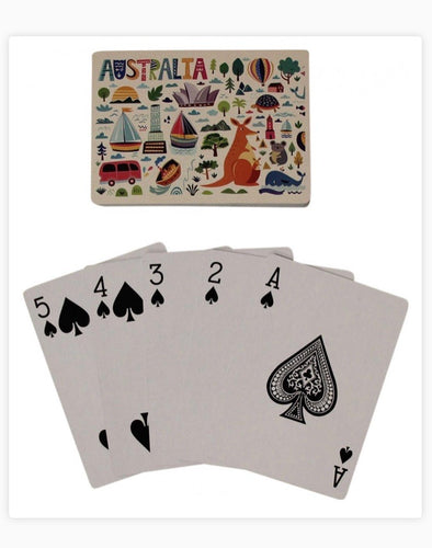 Australia Playing Cards