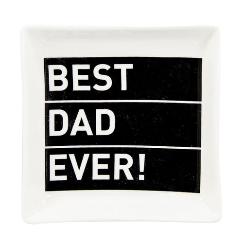 Dish – Dad Best – Coin Tray