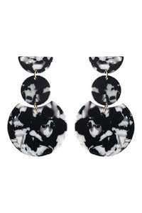 EB & IVE - BAROSSA TIER EARRING