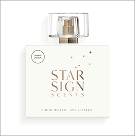 Star Sign Scents - Aquarius  January 20 – February 18