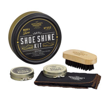 Load image into Gallery viewer, Gentlemen's Hardware Travel Shoe Shine Tin