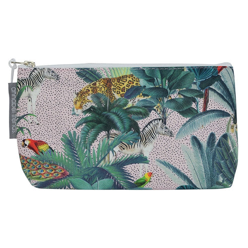 Cosmetic Bag – Small – Jungle Spot