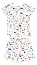 Load image into Gallery viewer, TOSHI - SHORT SLEEVE PYJAMAS