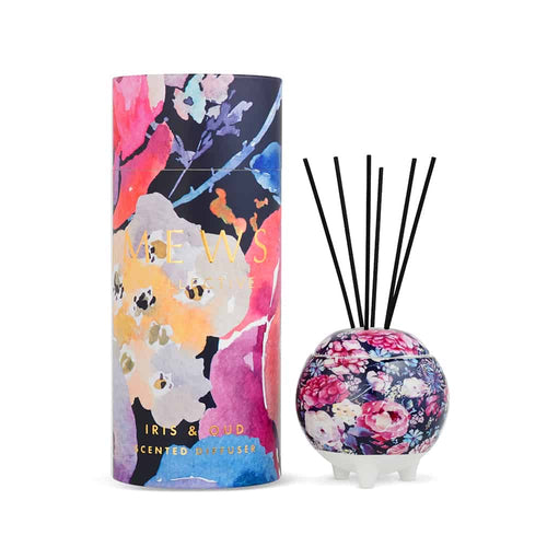 MEWS - IRIS & OUD MINI DIFFUSER 100ml