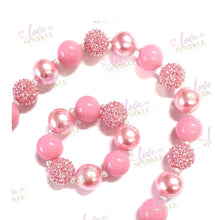 Load image into Gallery viewer, Bubblegum Bling – Necklace
