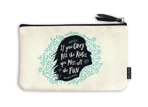 The New Yorker Pouch - Quip - Rules