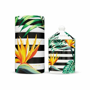 BIRDS OF PARADISE LARGE CANDLE 320G