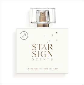 Star Sign Scents - Sagittarius  November 22 – December 21