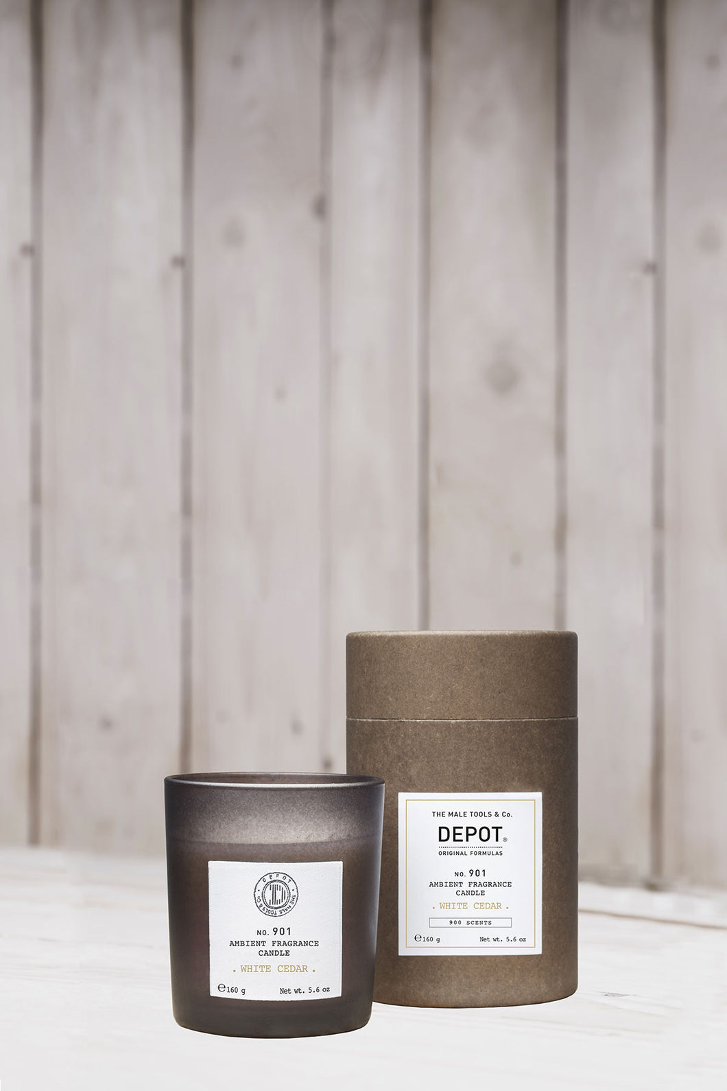 DEPOT MENS - NO. 901 AMBIENT FRAGRANCE CANDLE