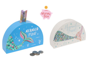 MERMAID MONEY BOXES