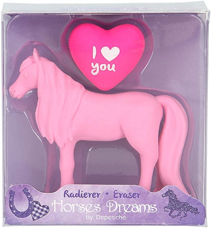 Horses Dreams Eraser