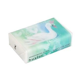 HUXTER SOAP - Sofia' Swan Wrapped Soap - Goat's milk