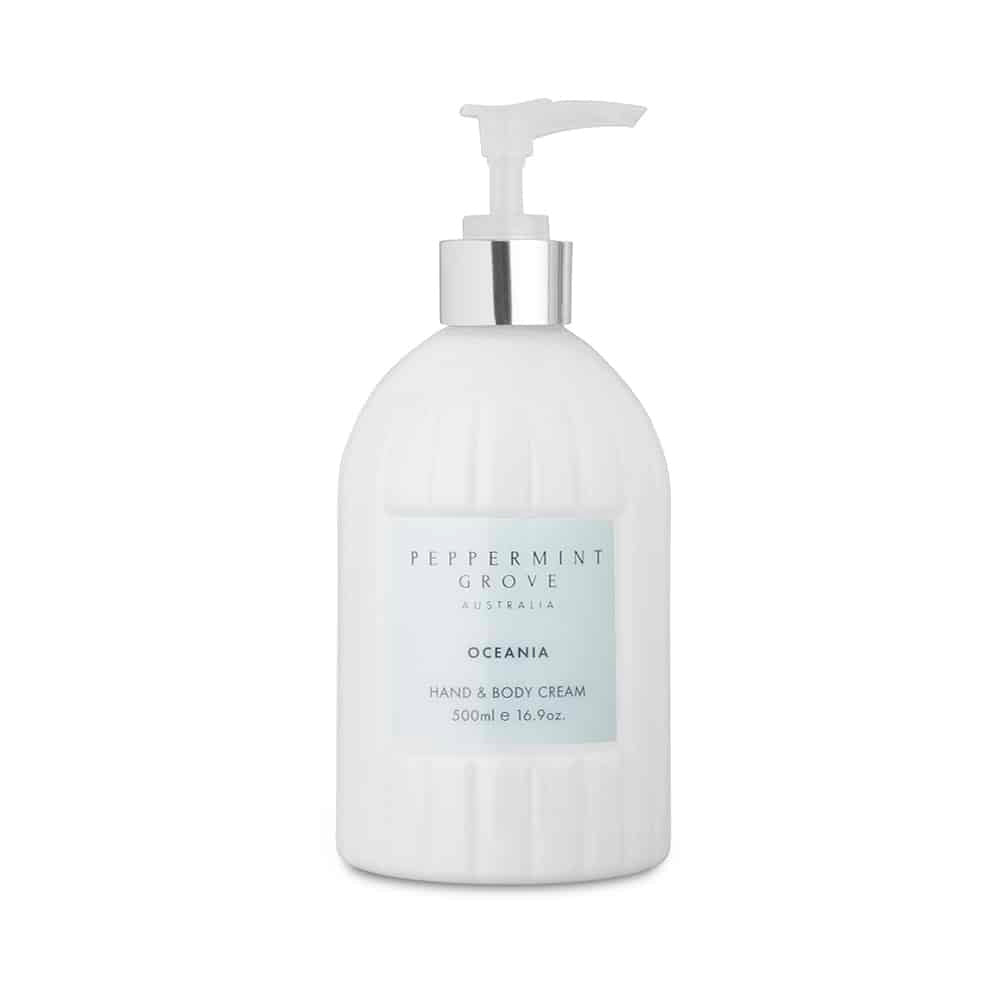 OCEANIA HAND & BODY CREAM 500ML