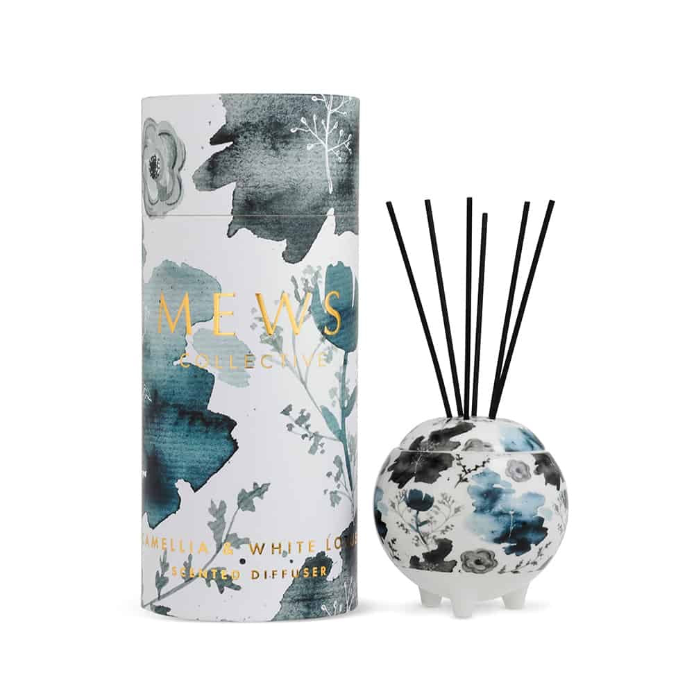 MEWS - CAMELLIA & WHITE LOTUS MINI DIFFUSER 100ml