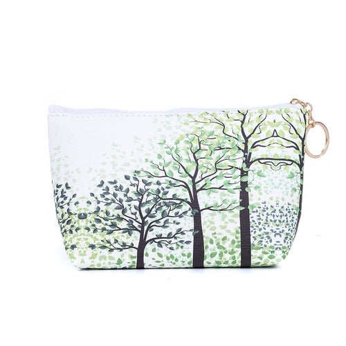 Tree Cosmetic Bag