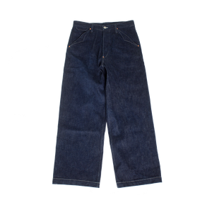 1930s Classic Workwear Super Loose Jeans