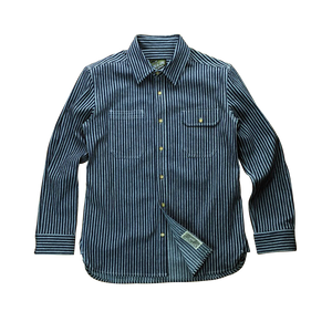 Striped Denim Workshirt