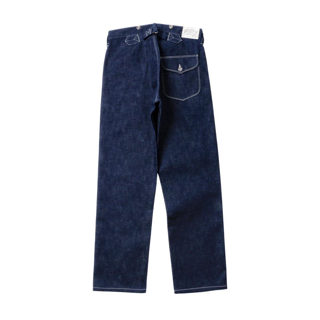 1800s 12.9oz Denim Miner Jeans