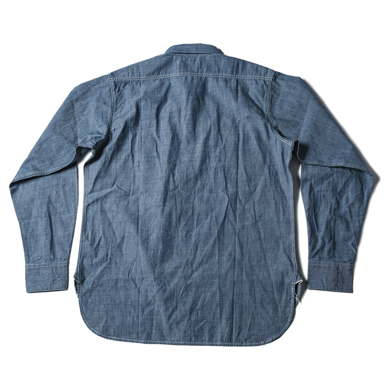 WWII USN 8oz Chambray Shirt