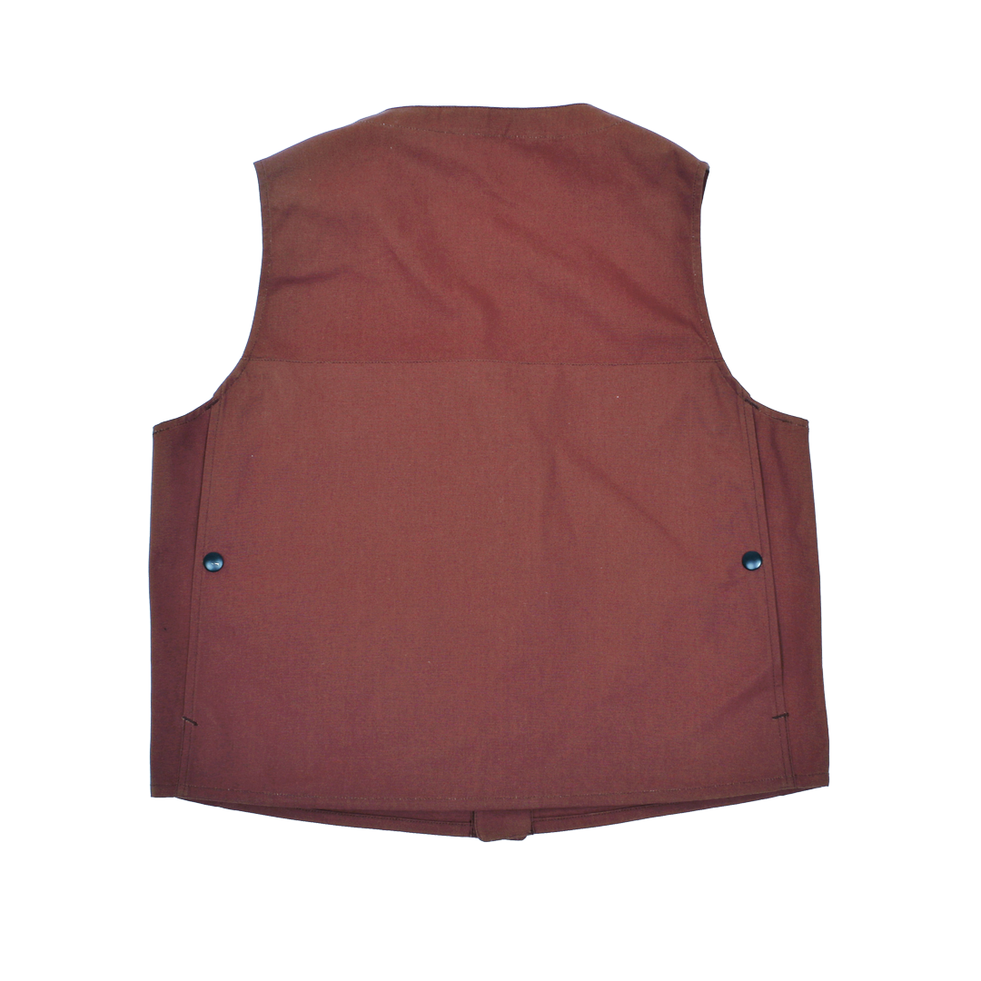 Wax Hunting Fishing Vest