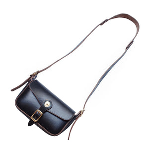 Horween Chromexcel Handmade Crossbody Bag