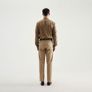 Thin Khaki chino Pants