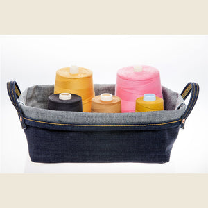 Denim Storage Box