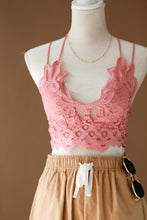 Load image into Gallery viewer, Blaire Bralette in Gossip Girl Pink