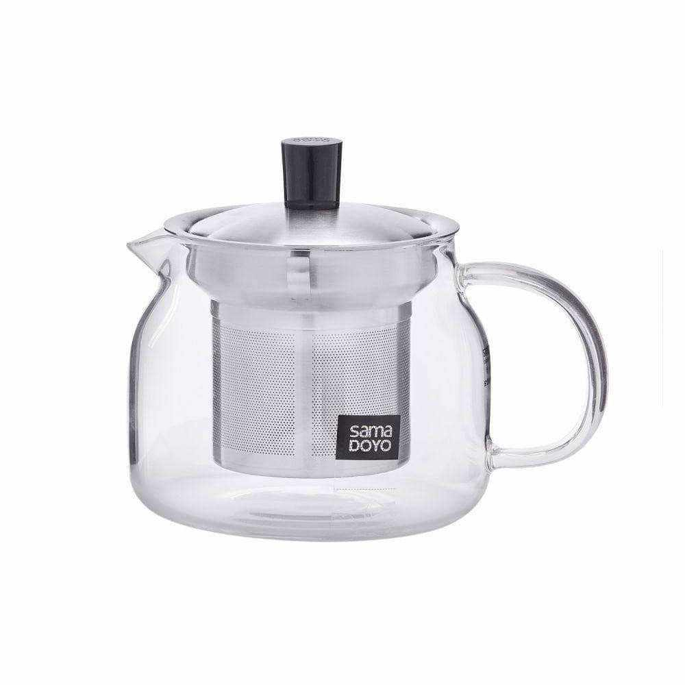 Tea Infuser - Pot for 2 - 470ml - saffroncup1