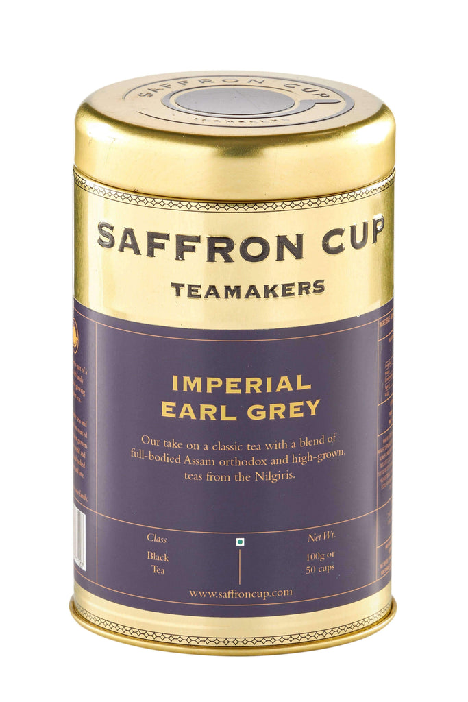 Imperial Earl Grey Tea - saffroncup