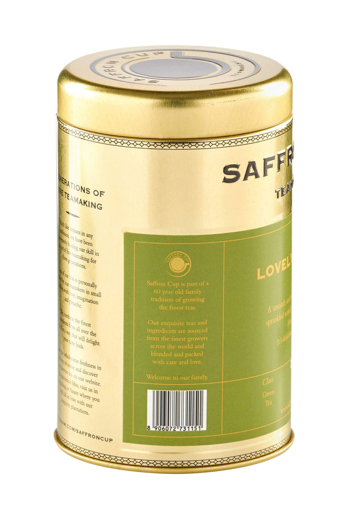 Lovely Lemon Tea - saffroncup