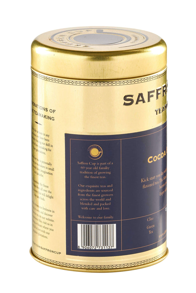 Cocoa Berry Tea - saffroncup1