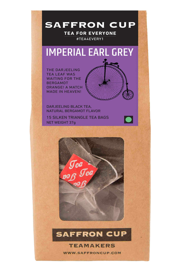 Imperial Earl Grey Teabags - saffroncup1