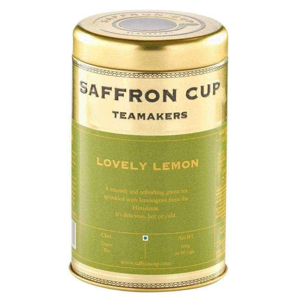 Lovely Lemon Tea - saffroncup1