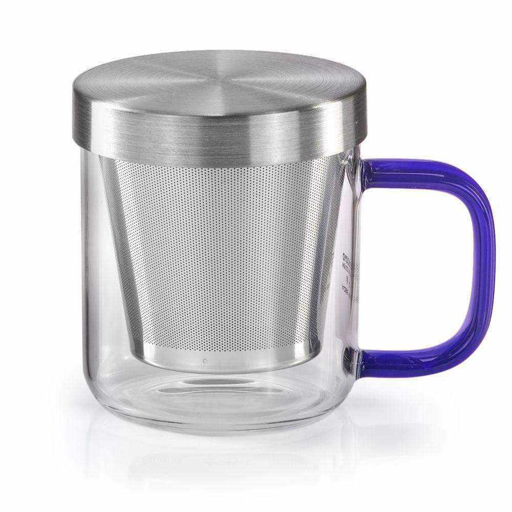 Tea Infuser - Cup - 350ml - saffroncup1