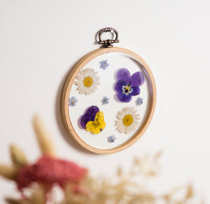 Spring Flower Wall Hanging