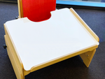 Removable Perspex Table Top - White