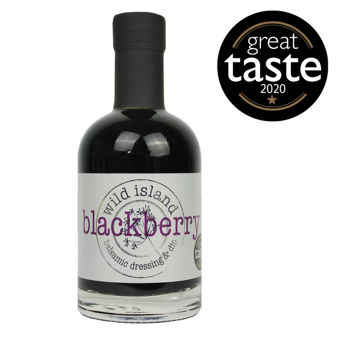 Our Blackberry Balsamic Wins Great Taste (Again!)