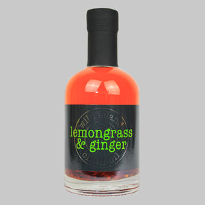 Lemongrass & Ginger Chilli Oil