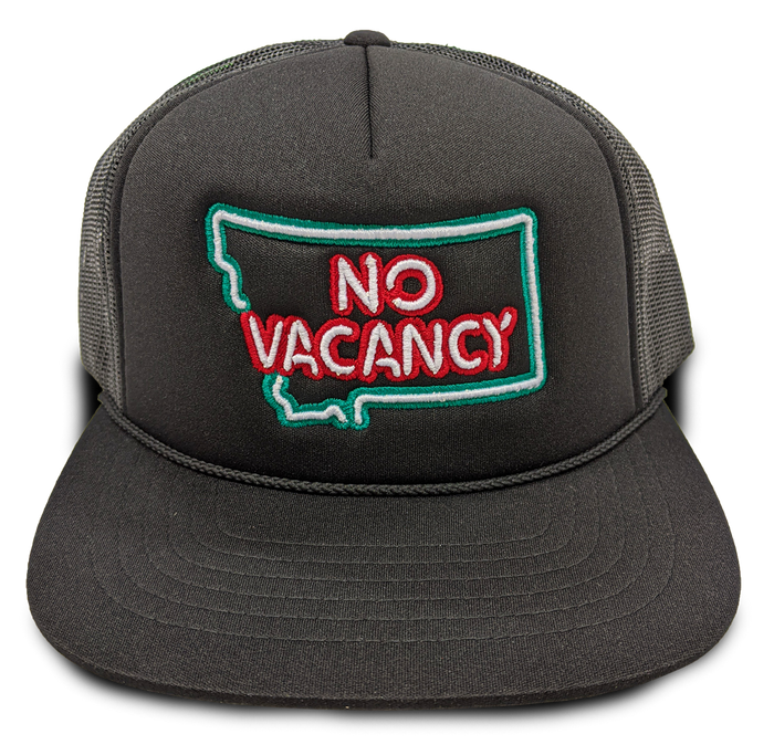 No Vacancy Hat