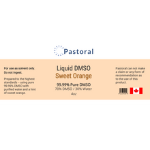 Load image into Gallery viewer, Sweet Orange DMSO Liquid (4oz) - Pastoral Canada